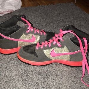 Nike High Top Shoes